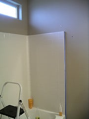 Painting Bathroom with Mildew Problem