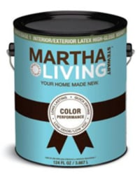 Discontinued Martha Stewart Paint Can