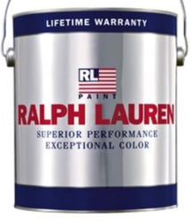 Discontinued Ralph Lauren Paint Can