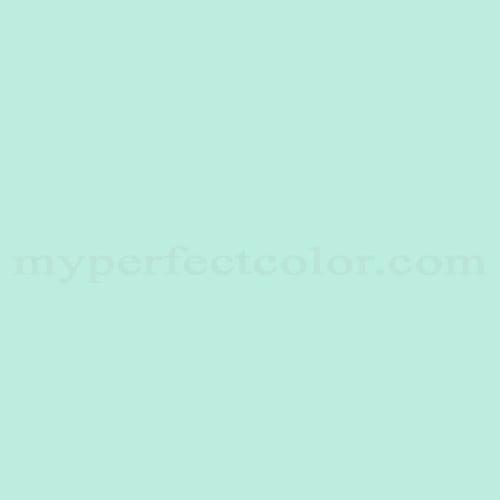 Benjamin Moore 2039 60 Seafoam Green
