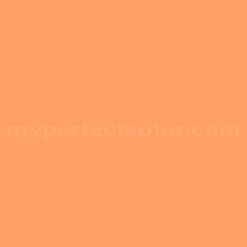 Dunn Edwards DE 952 M3 Apricot Butter Paint Color Match | MyPerfectColor