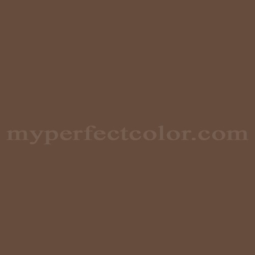Alcan Ds 21 Chocolate Brown Match Paint Colors Myperfectcolor