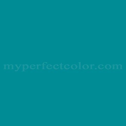 Match Of Sherwin Williams Sw6947 Tempo Teal