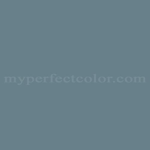 Behr C40 31 Hamilton Blue Paint Color