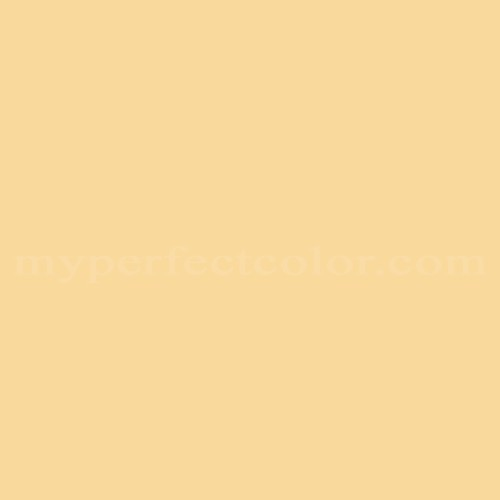 Cabot 3DBP Soft Yellow Paint Color Match | MyPerfectColor
