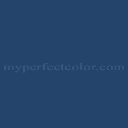 Valspar 4010 8 Enchanted Navy Paint