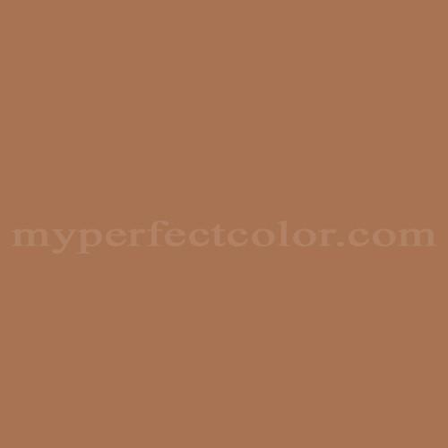 Dunn Edwards De5264 Saddle Brown Paint Color Match Myperfectcolor