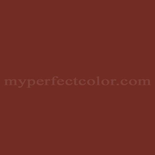 Benjamin Moore Country Redwood Paint