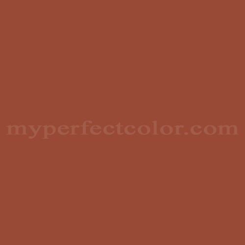 MPC Color Match of Muralo™ 179-6 Red Clay Tile
