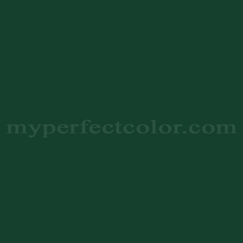 Benjamin Moore Chrome Green Paint Color