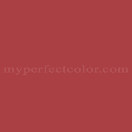 Benjamin Moore Or 193 Traffic Light Red Paint Color Match Myperfectcolor