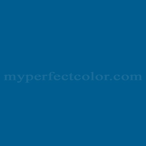 Bell Aliant - Bell Blue C5 Paint Color Match | MyPerfectColor