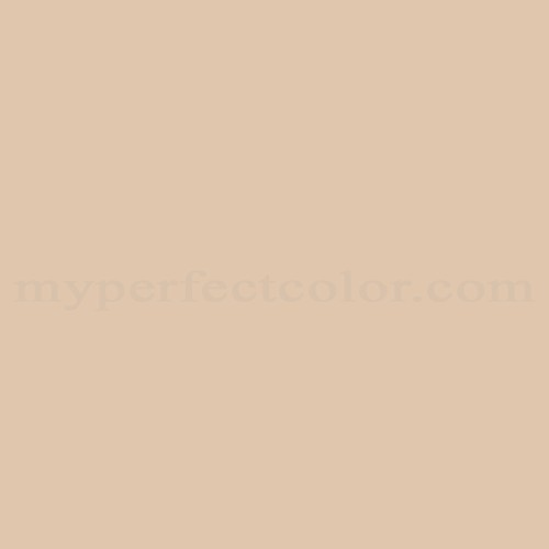 Behr N260 2 Almond Latte Precisely Matched For Paint And Spray Paint