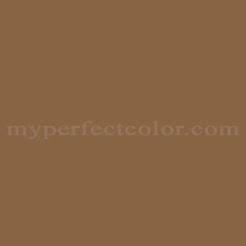 Behr Qe 31 Barcelona Brown Precisely Matched For Paint And Spray Paint