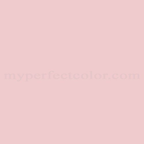Porter Paints 6044 2 Blush Pink Precisely Matched For Paint And Spray Paint