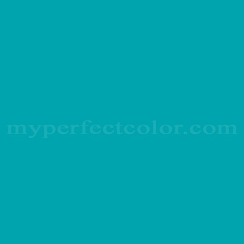 Valspar 5004 10b Exotic Sea Precisely Matched For Paint And Spray Paint