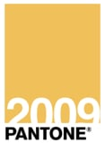 Pantone 14-0848 TPX Mimosa 2009 Color of the Year
