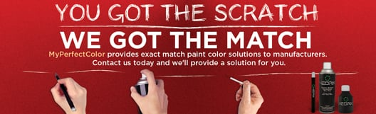 Touch Up Paint | Exact match color